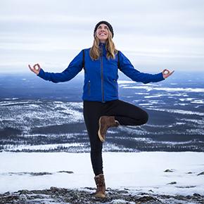 Yoga Poses II